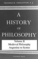 A History of Philosophy, Vol 2: Medieval Philosophy