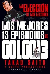 Golgo 13, la elección de los lectores: Los mejores 13 episodios