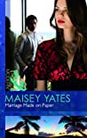 Marriage Made on Paper (Forrester Siblings, #1)