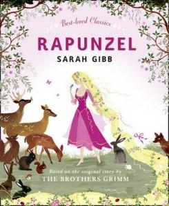 Rapunzel by Sarah Gibb