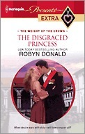 The Disgraced Princess: The Weight of the Crown