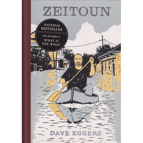 Image result for zeitoun book cover