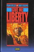 Give Me Liberty (Serie Martha Washington)