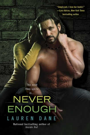 Never Enough (Brown Family, #4)