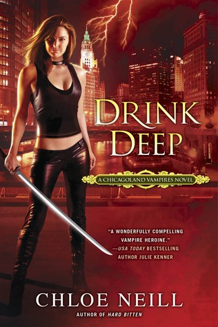 Drink Deep (Chicagoland Vampires, #5)