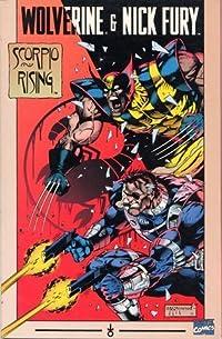 Wolverine & Nick Fury : Scorpio Rising