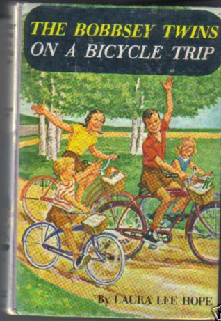 The Bobbsey Twins On A Bicycle Trip