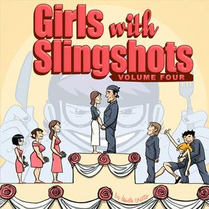 Girls With Slingshots, Vol. 4