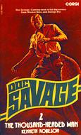 The Thousand-Headed Man (Doc Savage, #2)