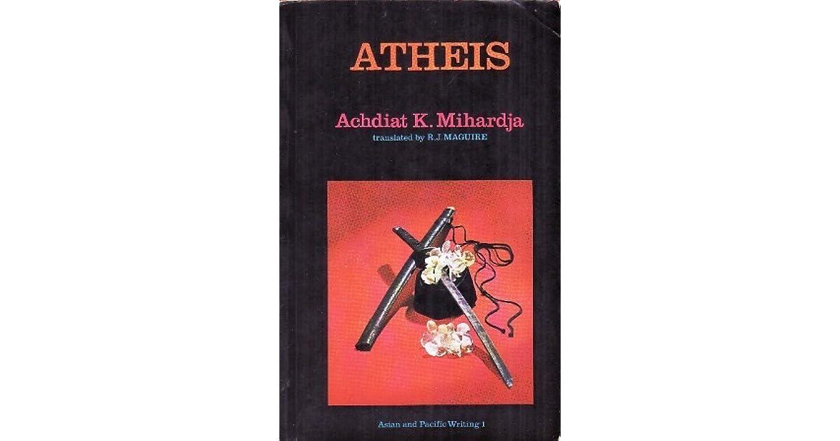 Atheis By Achdiat K Mihardja