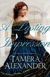 A Lasting Impression (Belmont Mansion, #1)