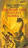 The Year's Best Fantasy Stories 2 by Lin Carter