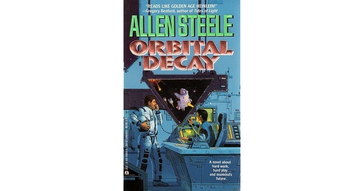 Orbital Decay (Near-Space)