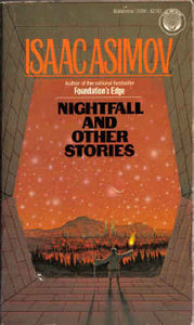 Nightfall and Other Stories by Isaac Asimov