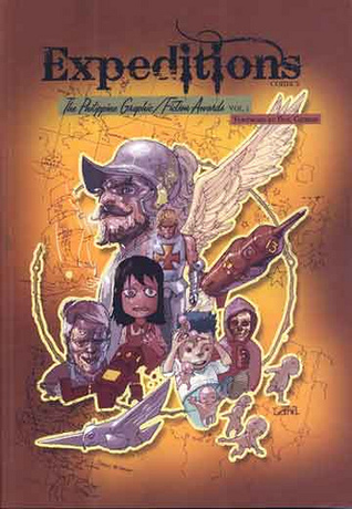 Expeditions Comics: The Philippine Graphic/Fiction Awards Vol. 1