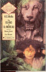 Classics Illustrated (#12) The Island of Doctor Moreau