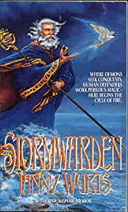 Stormwarden (The Cycle of Fire, #1)