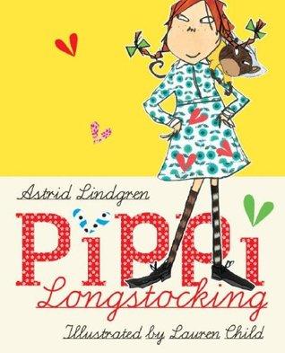 Pippi Longstocking (Pippi Långstrump, #1)