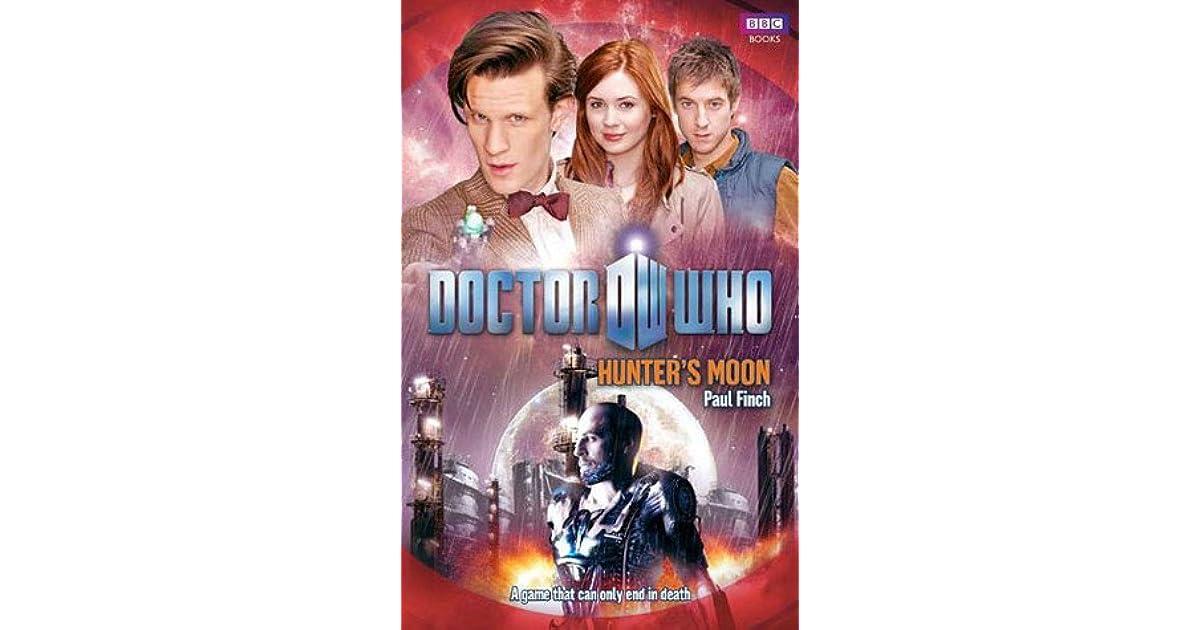 Doctor Who Hunters Moon By Paul Finch