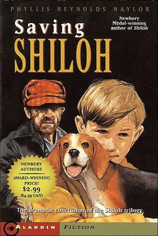 Saving Shiloh Shiloh 3 By Phyllis Reynolds Naylor