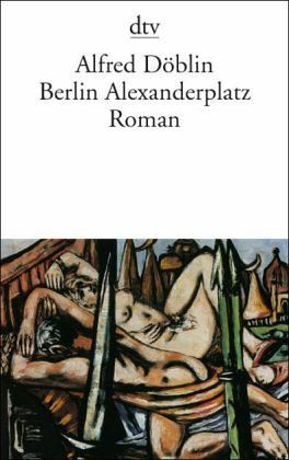 Berlin Alexanderplatz book cover