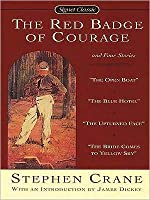 a critique of the story of the red badge of courage The red badge of courage study guide contains a biography of stephen crane, literature essays, a complete e-text, quiz questions, major themes, characters, and a full summary and analysis.