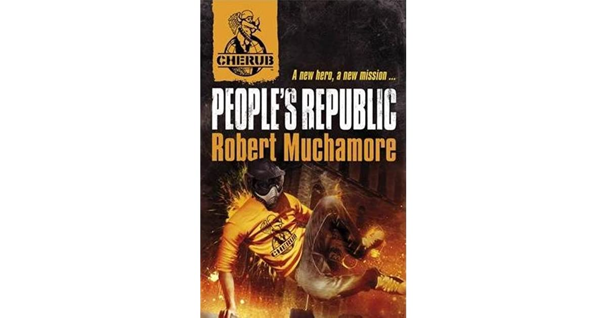 Cherub Peoples Republic Ebook