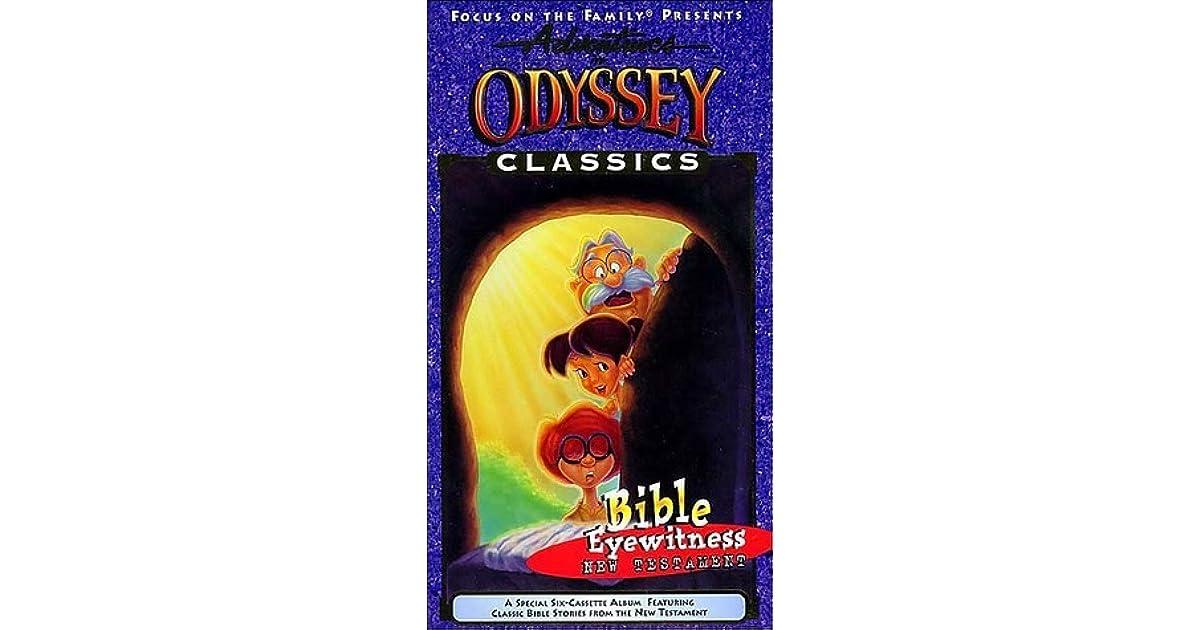 bible eyewitness old testament adventures in odyssey classics