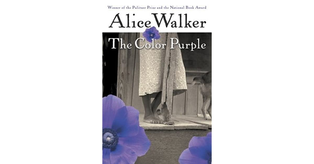 the color purple the novel and
