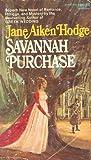 Savannah Purchase (Purchas Family, #3)