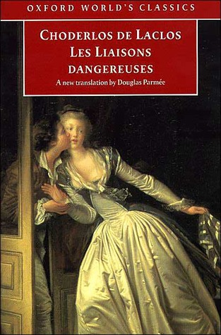 "Book cover of ""Dangerous Liaisons"" by Pierre Choderlos de Laclos"