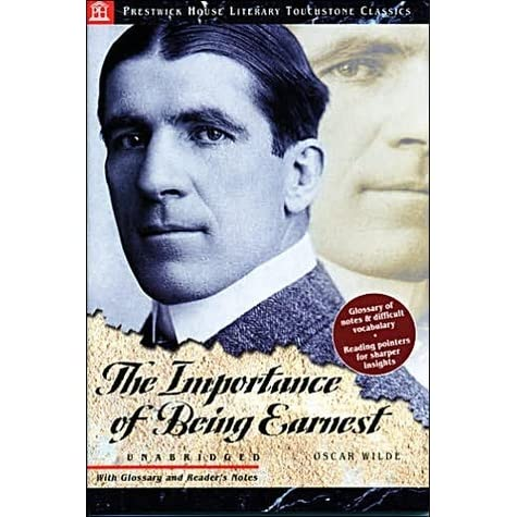 the importance of being earnest character list
