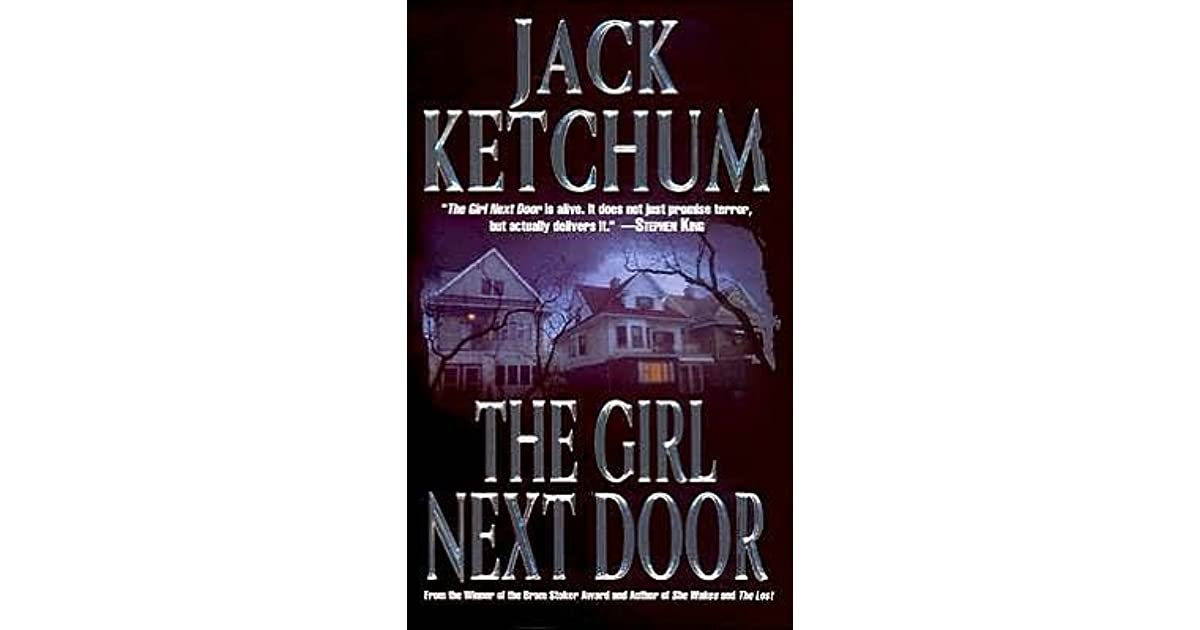 Jack Ketchum The Girl Next Door Book
