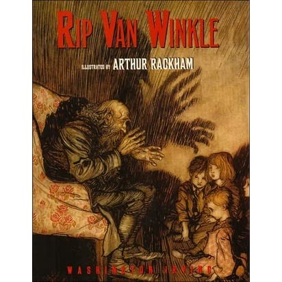 essay about rip van winkle Analysis of rip van winkle essayshow does a short story that is based on borrowed ideas come to be one of the most widely read and loved pieces of american.
