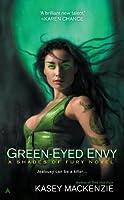 Green-Eyed Envy (Shades of Fury, #2)