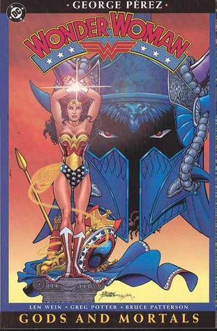 Wonder Woman, Vol. 1: Gods and Mortals (Wonder Woman, #1)