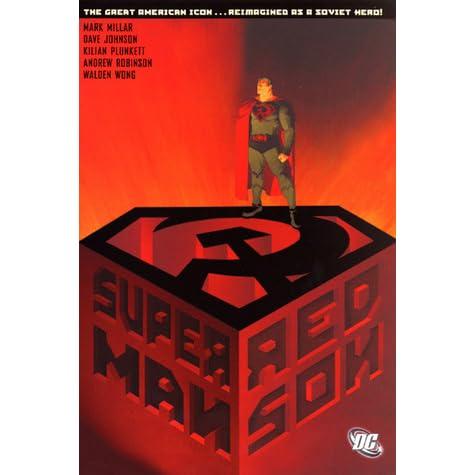 Superman Red Son By Mark Millar