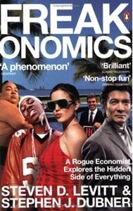 Freakonomics.