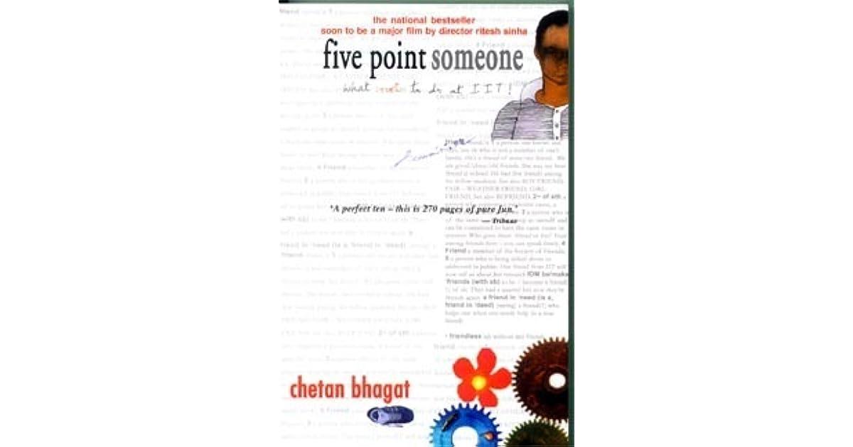 chetan bhagat five point someone free  pdf