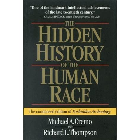 fd0bc96df2b07 The Hidden History of the Human Race  The Condensed Edition of Forbidden  Archeology