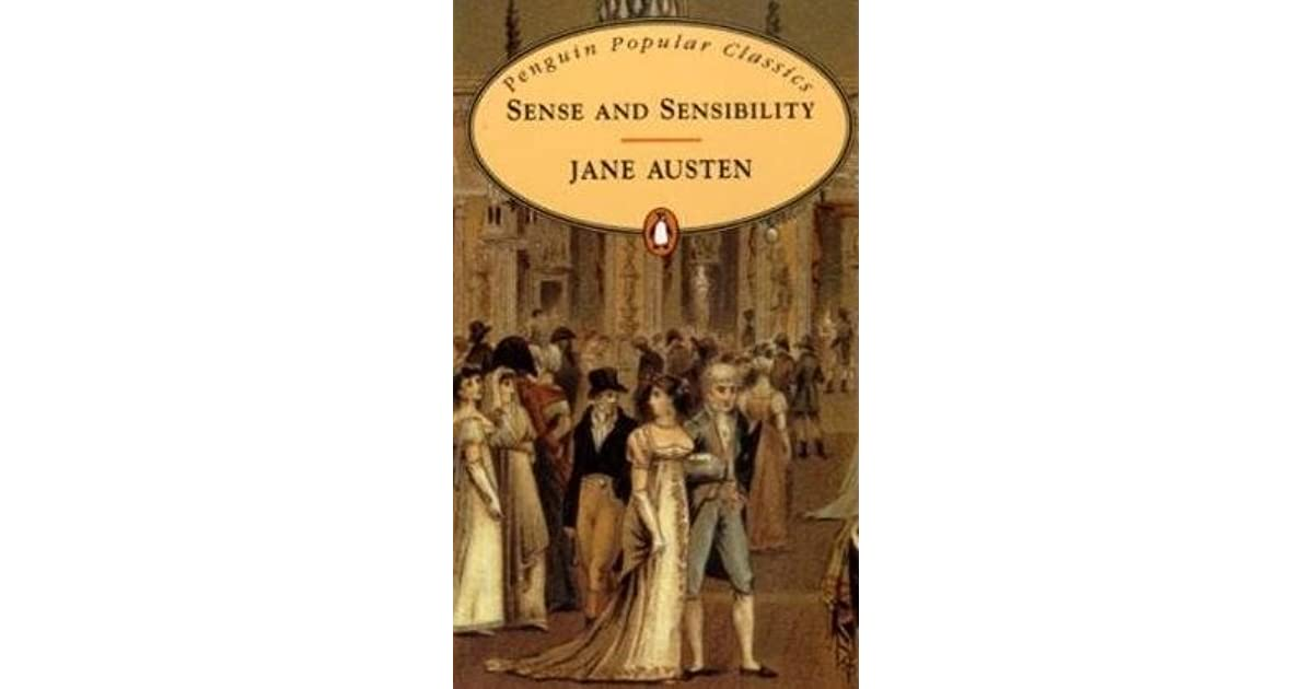 a literary analysis of the novel sense and sensibility by jane austen Though not the first novel she wrote, sense and sensibility was the first jane austen published though she initially called it elinor and marianne, austen jettisoned both the title and the epistolary mode in which it was originally written, but kept the essential theme: the necessity of finding a workable middle ground between passion and reason.