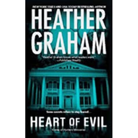 85c212caa147 Heart of Evil (Krewe of Hunters, #2) by Heather Graham