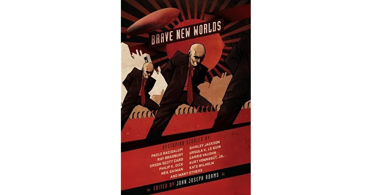 who is the protagonist in brave new world