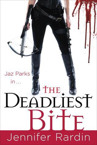 One More Bite (Jaz Parks, Book 5)
