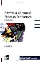 Shreve's Chemical Process Industries by George T  Austin
