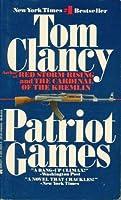 Patriot Games (Jack Ryan, #2)