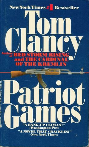 Ebook Patriot Games Jack Ryan 1 By Tom Clancy