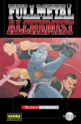 Fullmetal Alchemist #07