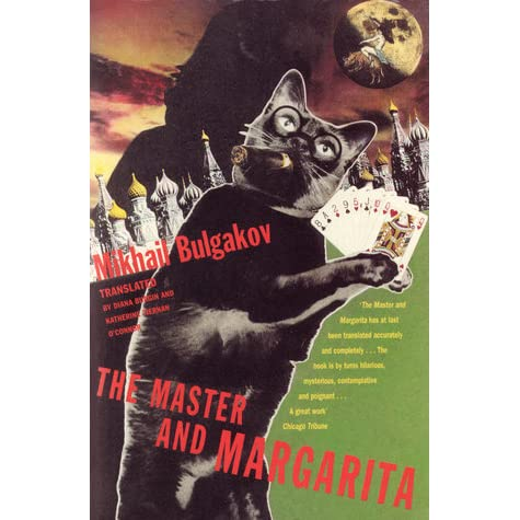 master and margarita religion Russian author mikhail bulgakov's classic, the master and margarita, ridiculed  soviet leaders and bureaucracy it wasn't published until 27.