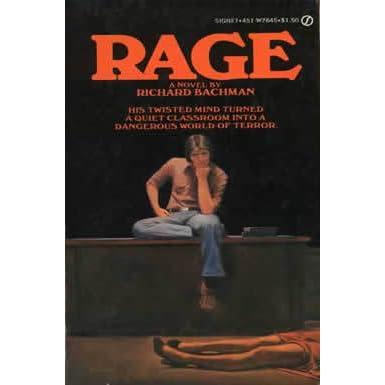 Image result for rage stephen king